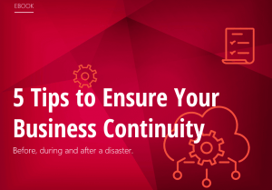 5 Tips To Ensure Your Business Continuity