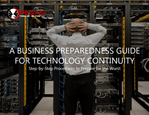 A Business Preparedness Guide For Technology Continuity