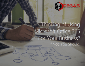 Thinking Of Using Microsoft Office 365 For Your Business?