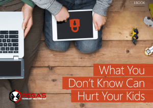 What You Dont Know Can Hurt Your Kids